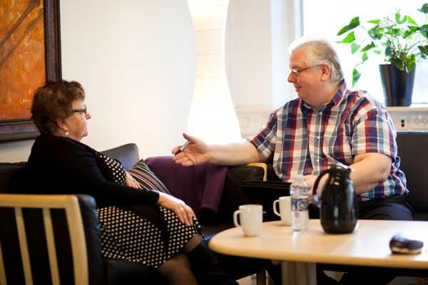 Business sparring for direktører, chefer og ledere