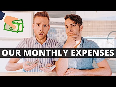 1 MONTH of TINY HOUSE EXPENSES | HOW MUCH DOES VAN LIFE COST?