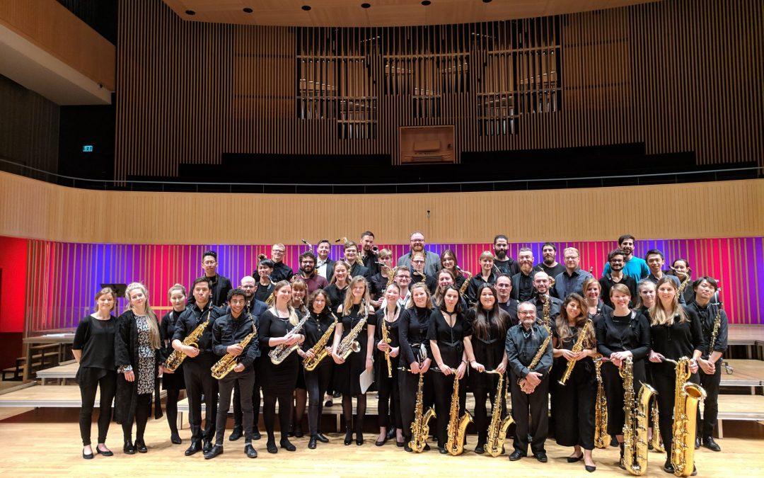 Nordic Saxophone Festival