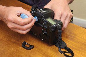 hoe je camera onderhouden