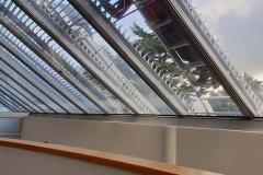 brise-soleil de veranda