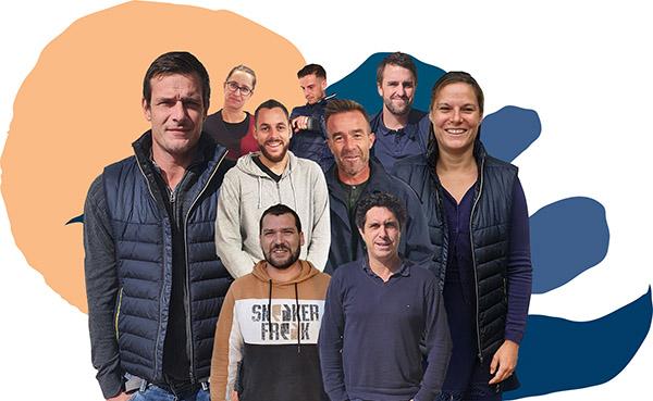 l'équipe JFL Stores
