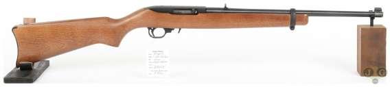 Kulgevär Ruger 10/22 Carbine .22LR (5,6X15R)