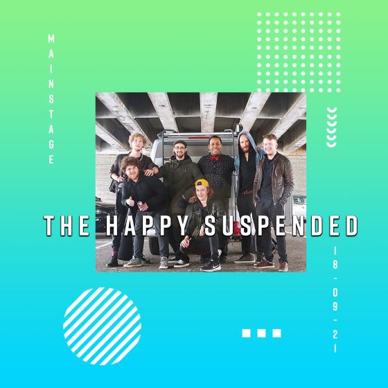 HAPPY SUSPENDED
