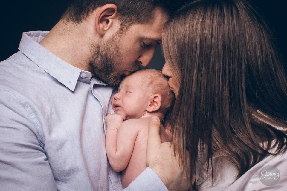 Nyfødt og familiefotografering