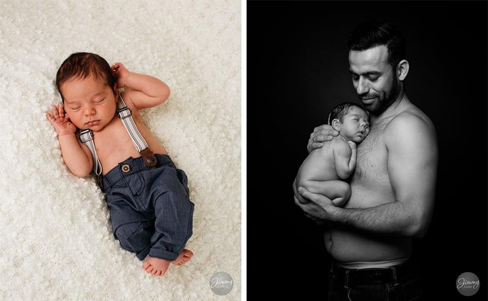 nyfødtfotografering i porsgrunn