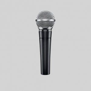 Mikrofoner og tilbehør