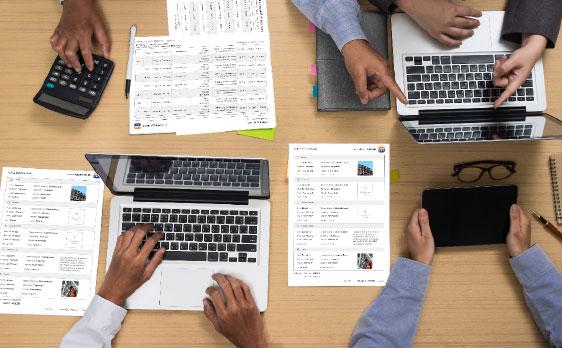 Jobdoku - app - Auswertungen und Berichte