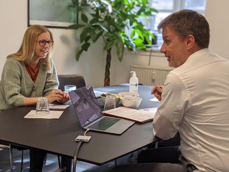 Pay it forward – jobvejleder Jobindex A/S