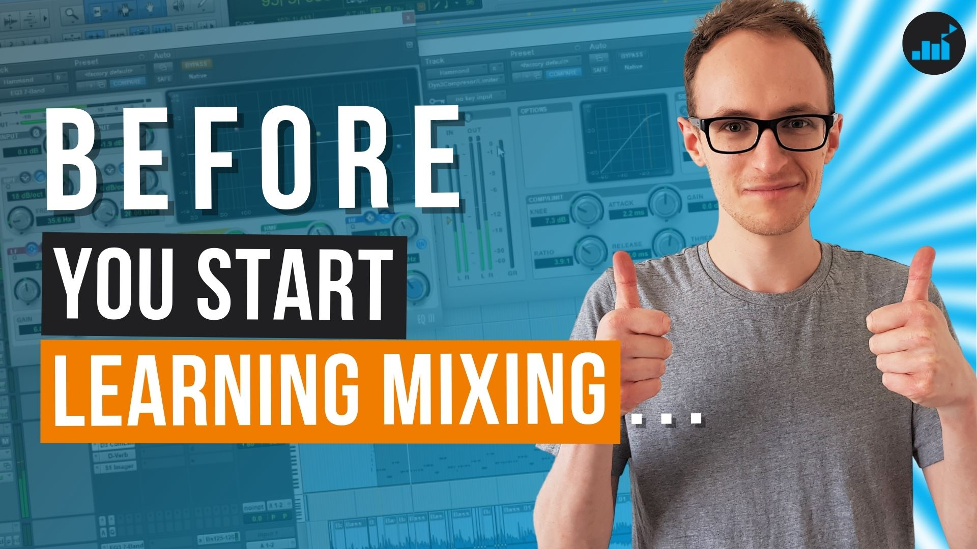 learn audio production, Learn Music Production at Home