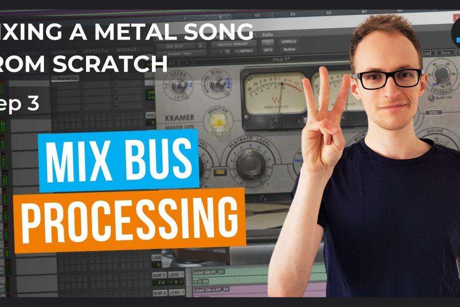 mix bus processing thumbnail