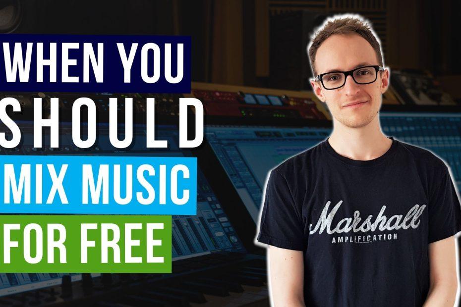 mixing for free thumbnail