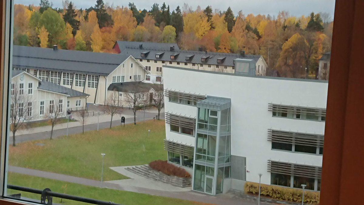Studier i Gävle…