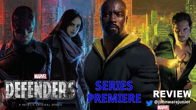 Netflix Marvel's The Defenders Series Premiere Spoilers Review