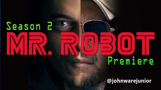 Mr Robot Season 2 Premiere Review