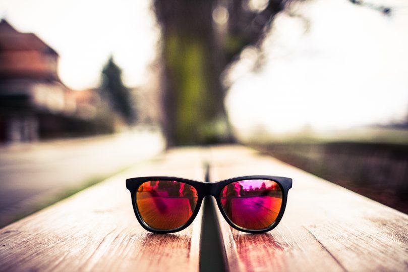 De roze bril van de wetenschap