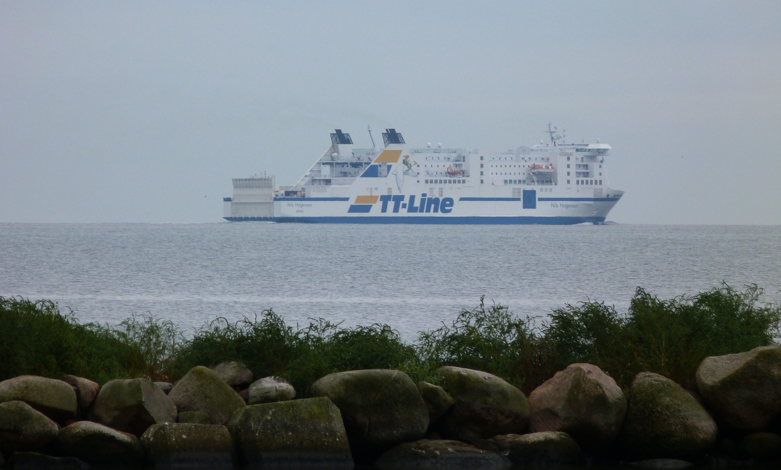 Ferry from Germany to Sweden