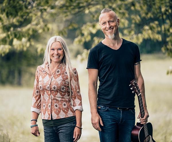 Anne Gravir Klykken og Jon Solberg