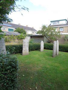 begraafplaats zuidland