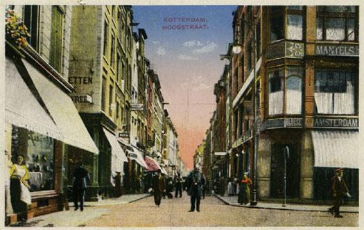 Hoogstraat 1920