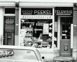 H Peekel 60-er jaren