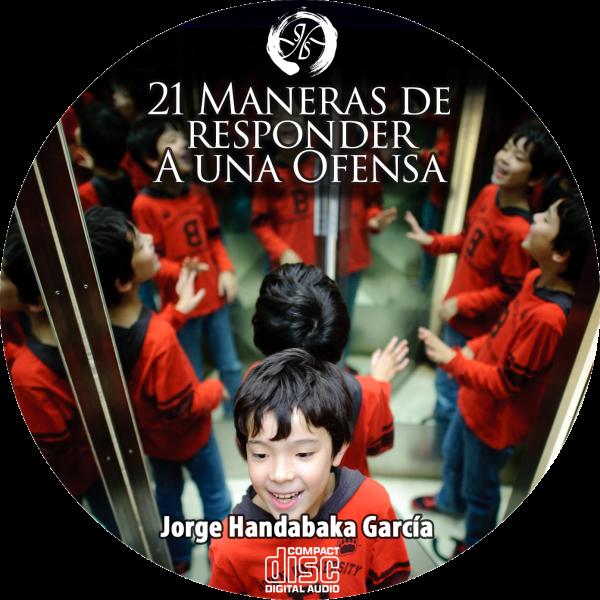 21 Maneras De Responder A Una Ofensa [CD Doble]