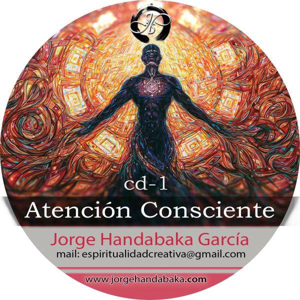 ATENCIÓN CONSCIENTE: GANANDO CENTRO ESPIRITUAL [CD Doble]