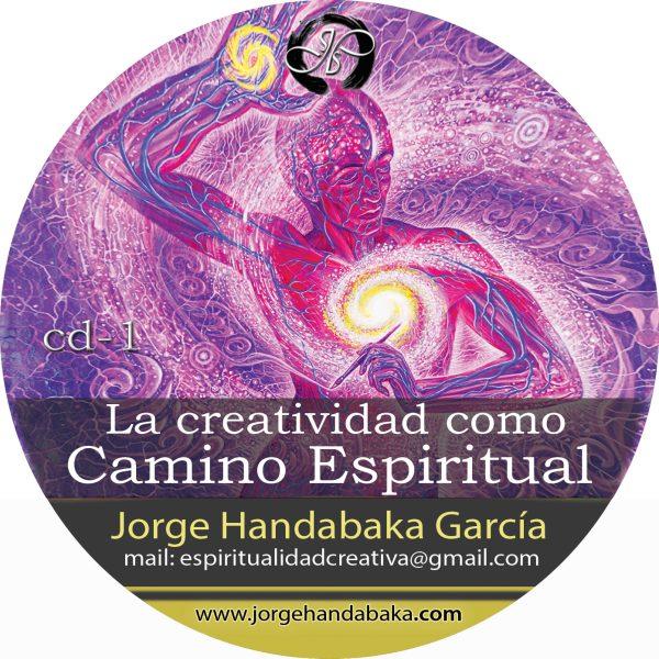 LA CREATIVIDAD COMO CAMINO ESPIITUAL [ CD Doble]