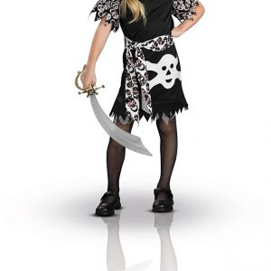 DEGUISEMENT PIRATE FILLE TAILLE L