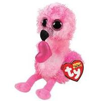 BEANIE BOO'S SMALL DAINTY LE FLAMANT ROSE
