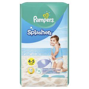 PAMPERS SPLASHERS T4-5/9-15 KG