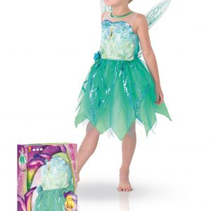 PANOPLIE LUXE PIXIE FAIRIES TAILLE 5-6 ANS