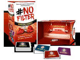 # NO FILTER COUPLE