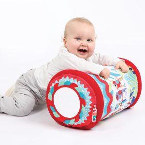 BABY ROLLER TISSUS LUDI