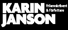 Karin Janson Logotyp