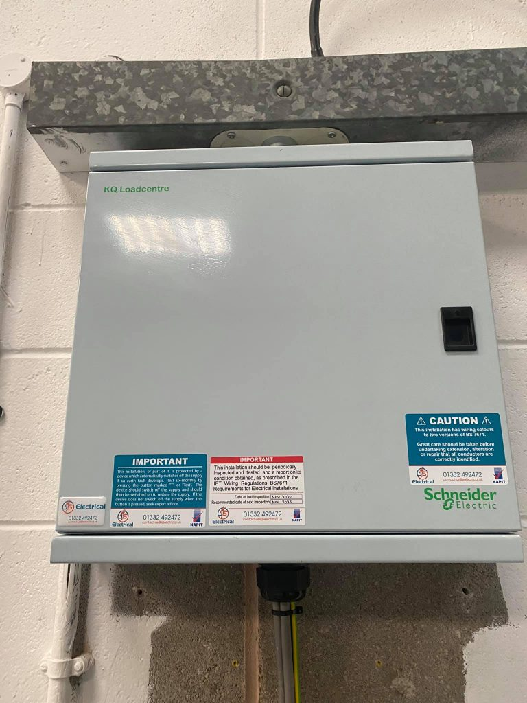 3Phase Distribution Board