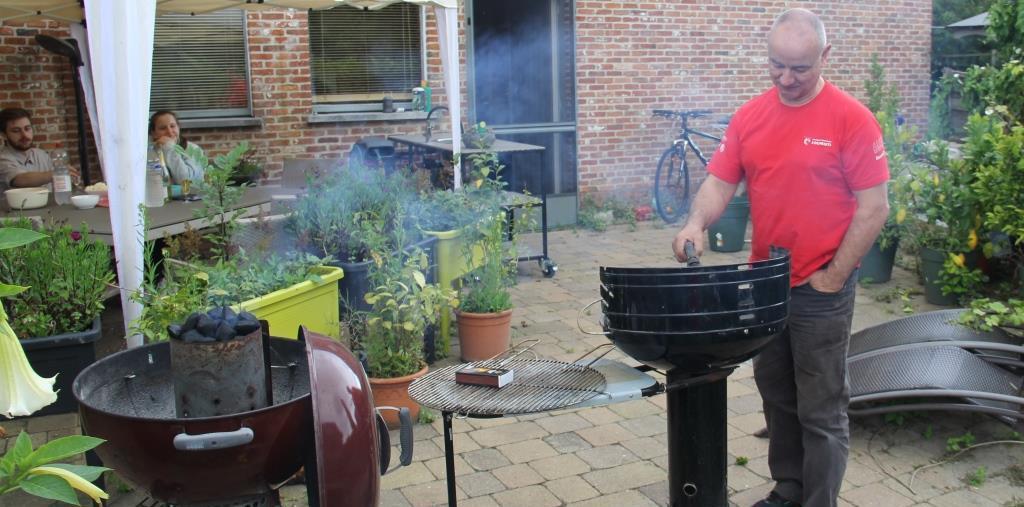 Black Belts Barbecue