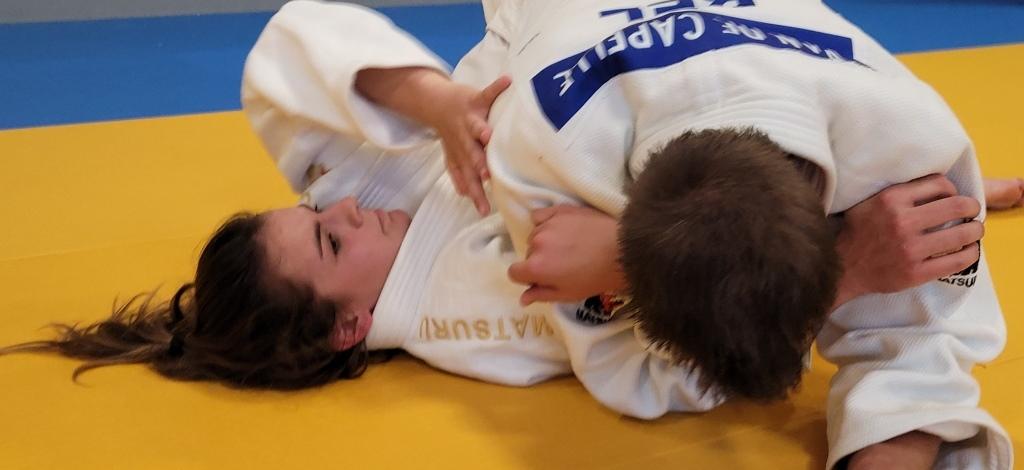 Randori training  september