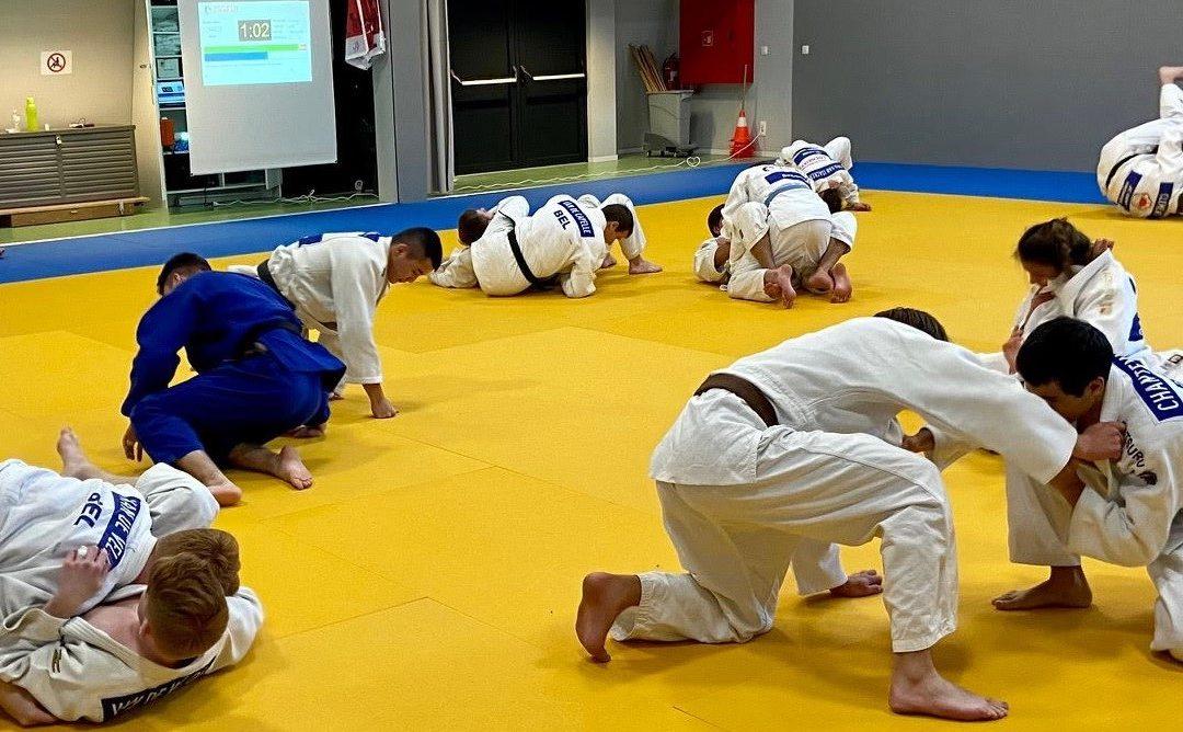 2de competitie training
