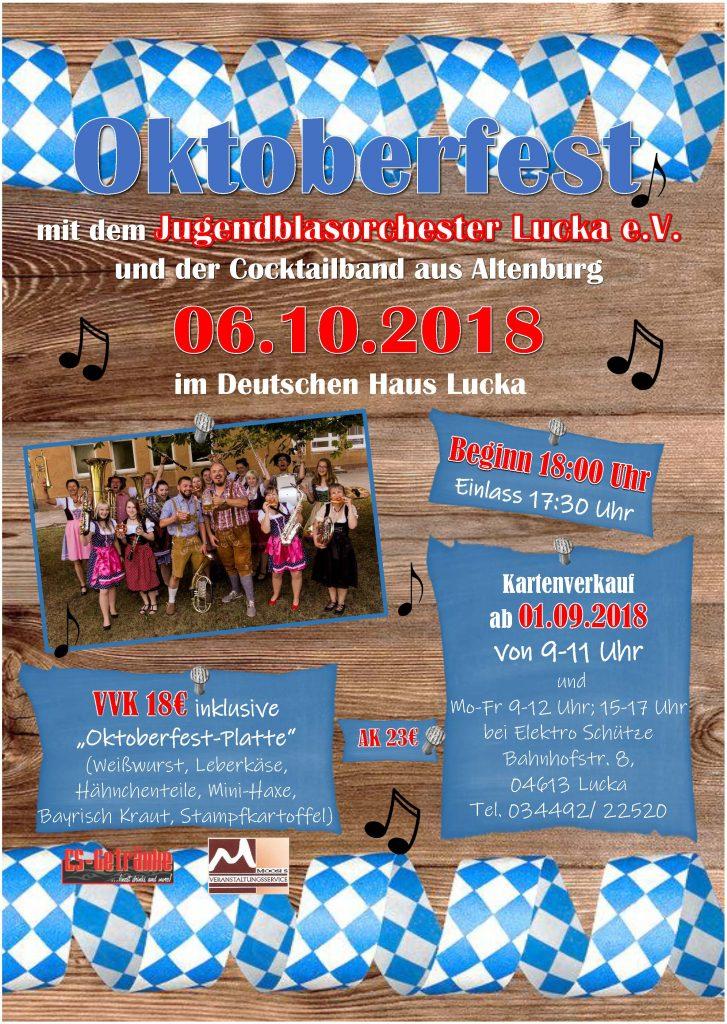Oktoberfest2018 Plakat DIN A3_final