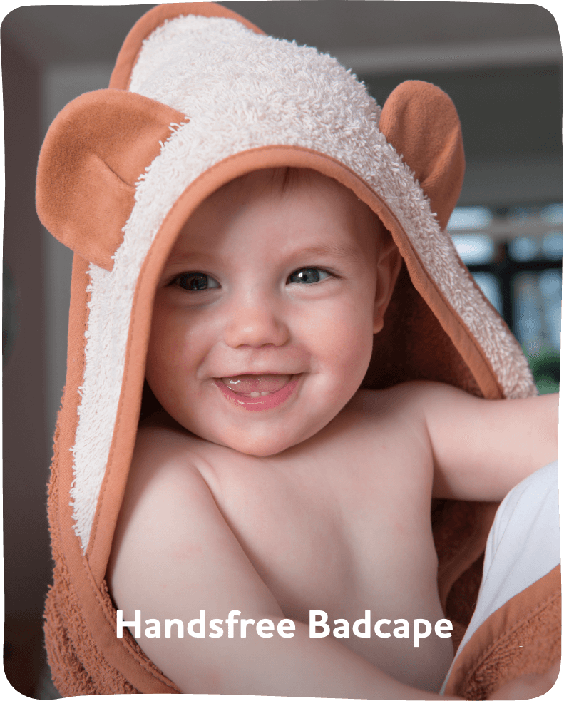 Handsfree Towel – Monkey Rust