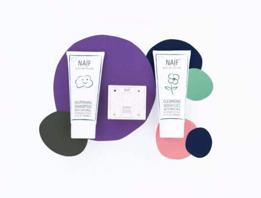 Naïf kids essentials set