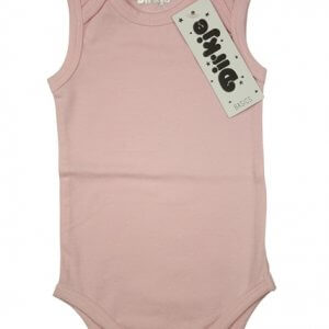 Baby body sleeveless Light Pink