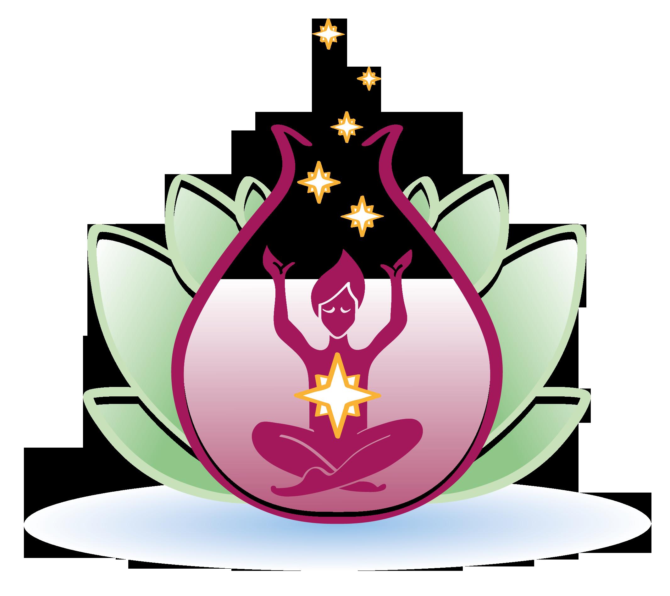 Logo de Virginie Aussems - praticienne en sophrologie et Reik i
