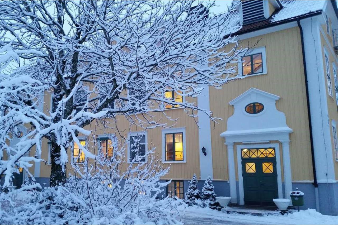 Julmarknad på Segerstad