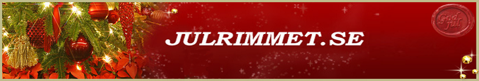 Julrim och julklappsrim till din julklapp
