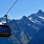 Maennlichen Grindelwald cableway