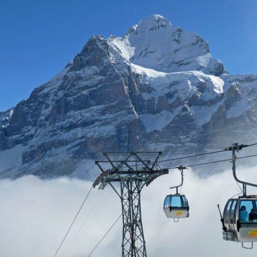 gondola Grindelwald First