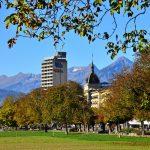 Interlaken hotels in autumn