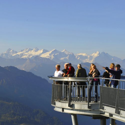 Stanserhorn viewing platform
